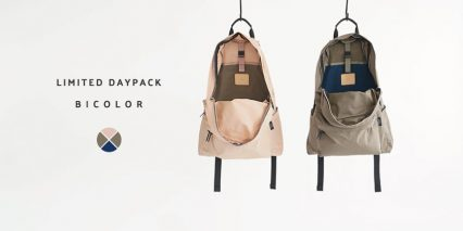 【STANDARDSUPPLY二子玉川】SIMPLICITY / LIMITED DAYPACK – BICOLOR』受注会開催のお知らせ