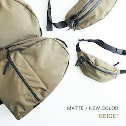 "MATTE / NEW COLOR ""BEIGE"""